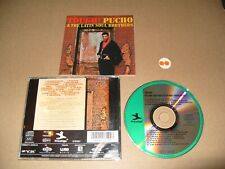 Pucho & His Latin Soul Brothers  Tough! (1995) cd + Inlays Excellent cond