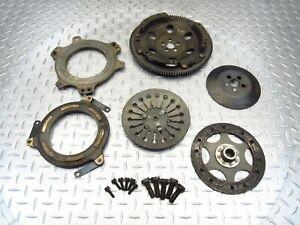 2002 02-05 BMW R1150RT R1150 RT Clutch Pressure Plate Bolts Oem