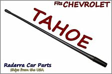 "FITS: 1992-2005 Chevy Tahoe - 13"" SHORT Custom Flexible Rubber Antenna Mast"