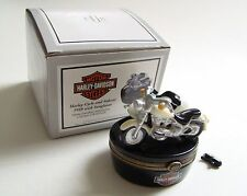 Midwest of Cannon Falls Hinged Box Harley-Davidson Harley Cycle and Sidecar Phb