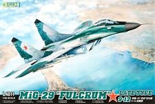 """GreatWall L4811 1/48 Russian Mig-29 """"Fulcrum """" 9-12 Late Type"""