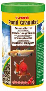 Purchase 3 - Pay 1! Sera Pond Granulate, 3x1.000 ML