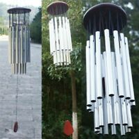 """33"""" Large 27 Tubes Windchime Chapel Bells Wind Chimes Outdoor Garden Home Decor"""