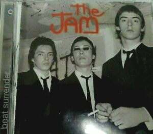 AS NEW ; THE JAM - BEAT SURRENDER CD. ANOTHER FOR FANS OF 2-TONE MUSIC. SUPERB.