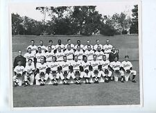 Mid 1960's San Diego Padres Pacific Coast League Team Palomar Photos 2 Different