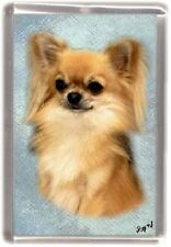 Chihuahua  Fridge Magnet Design No 8 by Starprint
