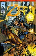 WEAPON ZERO #10 VF (Image, 1997) original Comic Book