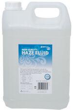 QTX 5L High Quality Haze Machine Fluid Liquid 5 Litre Deep White for DJ Party