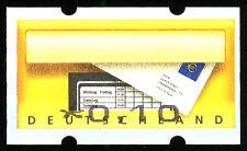 D 2008: FEHLDRUCK Automatenmarke 0,10 Euro, postfrisch