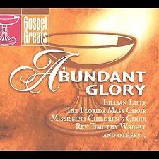 Abundant Glory - Various Artists (CD 2004)