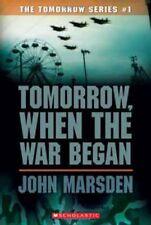 Tomorrow, When the War Began-John Marsden