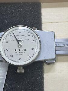 Tesa 0-6in Precision Dial Vernier
