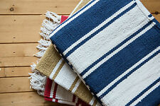 Natural Fibres Indian Regional 100% Cotton Rugs