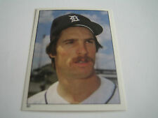 1981 TOPPS BASEBALL JACK MORRIS STICKER #78 **DETROIT TIGERS**
