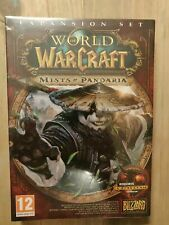 World Of Warcraft Mists Of Pandaria Expansion Set Wow Brand New Sealed