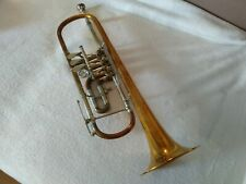 Konzerttrompete,gebraucht,überholungsbedürftig,Koffer Gebrauchsspuren