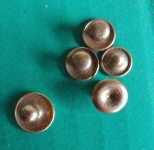 Krementz color button, Krementz Plate Gold