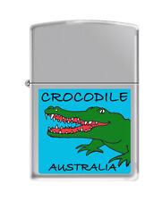 NEW Zippo Lighter - Souvenir Range - L9950 - Crocodile