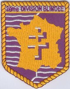 Frankreich Patch 2 éme Divison Blindée (Panzerdivision), I/II