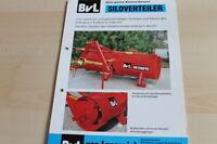 140437) BVL van Lengerich - Siloverteiler - Prospekt 198?