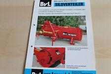 140437) BVL Van Lengerich-silo di distribuzione-prospetto 198?
