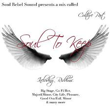 SOUL REBEL SOUND SOUL TO KEEP CULTURE & LOVERS MIX CD
