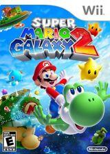 Nintendo Wii Spiel - Super Mario Galaxy 2 US mit OVP