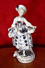 Antique German 'Uffrecht & Co' Porcelain Figurine (1845-1920)