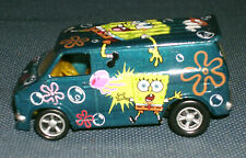 RACING CHAMPIONS SPONGEBOB SQUAREPANTS 1975 CHEVY VAN! SCARCE!