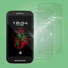 2x Verre Blindé pour Motorola Moto E - Verre de protection verre feuilleté 9H