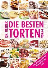 Die besten Torten von A - Z von Dr.Oetker (2016, Taschenbuch)