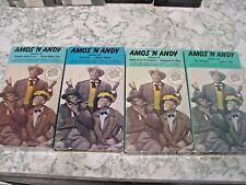 AMOS AND ANDY, VHS TAPES LOT OF 14 TAPES 2 UNOPENED!!!,