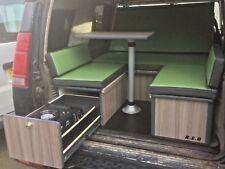 micro mini camper camping unit Peugeot Citroen Renault Fiat Getaway camper van