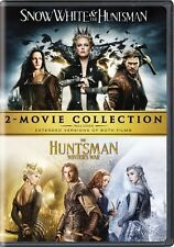 Snow White and the Huntsman / The Huntsman: Winter's War (DVD,2017)