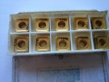10 Seco carbide tips SCET120612T-M14 T25M ( SCMT 120612T 120612 T SCET120612TM14