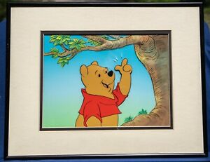 Winnie the Pooh Cartoon Cel