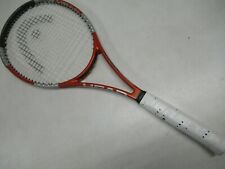 HEAD LIQUIDMETAL (1ST GEN) RADICAL MIDPLUS TENNIS RACQUET (4 3/8) NEW GRIP/STRNG
