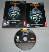 Neverwinter Nights 2: Storm of Zehir PC Computer Video Game Expansion COMPLETE!