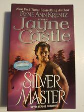 Silver Master Jayne Ann Krentz Writing As Jayne Castle Paperback