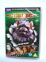 Doctor Who BBC DVD 7th Doctor Story 1 New Sealed Sylvester McCoy Time and Rani