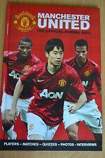Manchester United FC Football Club anual 2013