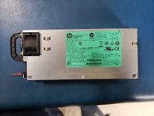 1Pc Hp J9580A - Hpe X312 1000W Edps-1000Ab A Power Supply for Hp E3800 Swtich