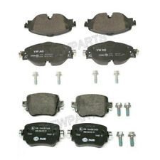 For Audi A3 e-tron Quattro 15-16 Front Brake Pad Set Jurid/Ate Ceramic