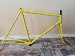 Vintage Road Bike Frame Steel