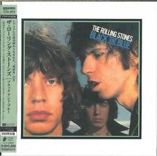 THE ROLLING STONES-BLACK AND BLUE-JAPAN MINI LP PLATINUM SHM-CD Ltd/Ed I50