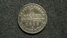 Silbergroschen 1868 A Brandenburg-Preußen Wilhelm I ss/vz