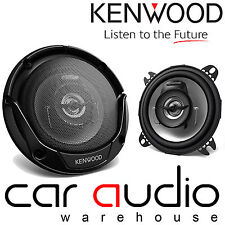 "KENWOOD KFC-E1065 420 Watts Pair 10cm 4"" Coaxial Door Dash Shelf Car Speakers"