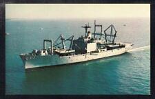 Amphibious Attack Cargo Ship USS EL PASO LKA-117 Navy Ship Postcard
