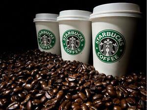 Starbucks Coffee Beans 1KG Dark Roast