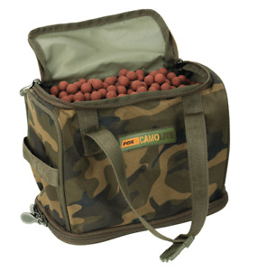 Fox Camolite Bait / Air Dry Bag Medium CLU387 or Large CLU388 - NEW Carp Fishing